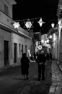 Calimera festa dei lampioni di San Luigi