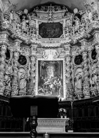 Altare della Chiesa Madonna del Buon Consiglio Lecce