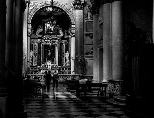 Cappella del Crocefisso del Duomo di Lecce