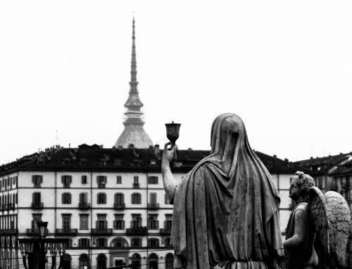 Gran Madre Torino: lo sguardo verso la Mole Antonelliana